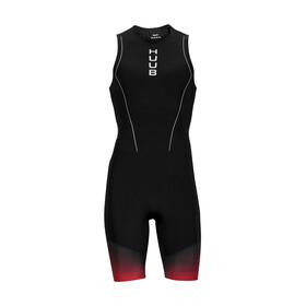 HUUB Race Swimskin Suit Men, negro